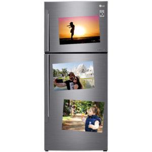 Fotografii magnetice personalizate - Pune pe frigider imaginile preferate!